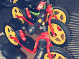 Kinderfahrräder in Rostock